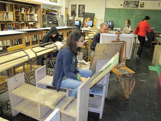 Hs Of Art And Design : Design ignites change participants high school of art